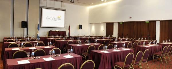Centro De Eventos  – Sol Victoria Hotel